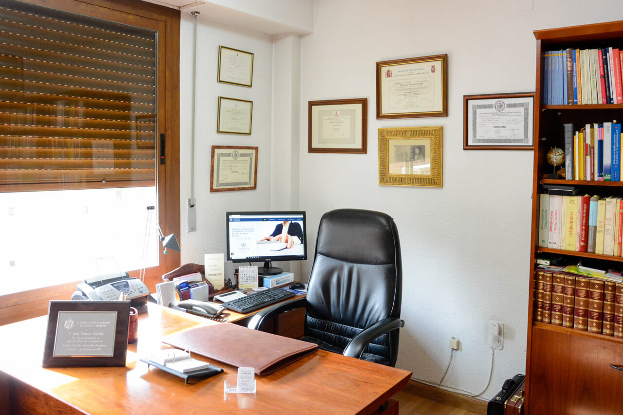 El Despacho Estudio Jurídico Torrente estudiojuridicotorrente.es 02